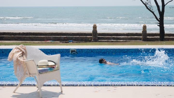 BaanBenjamas Lamluang resort