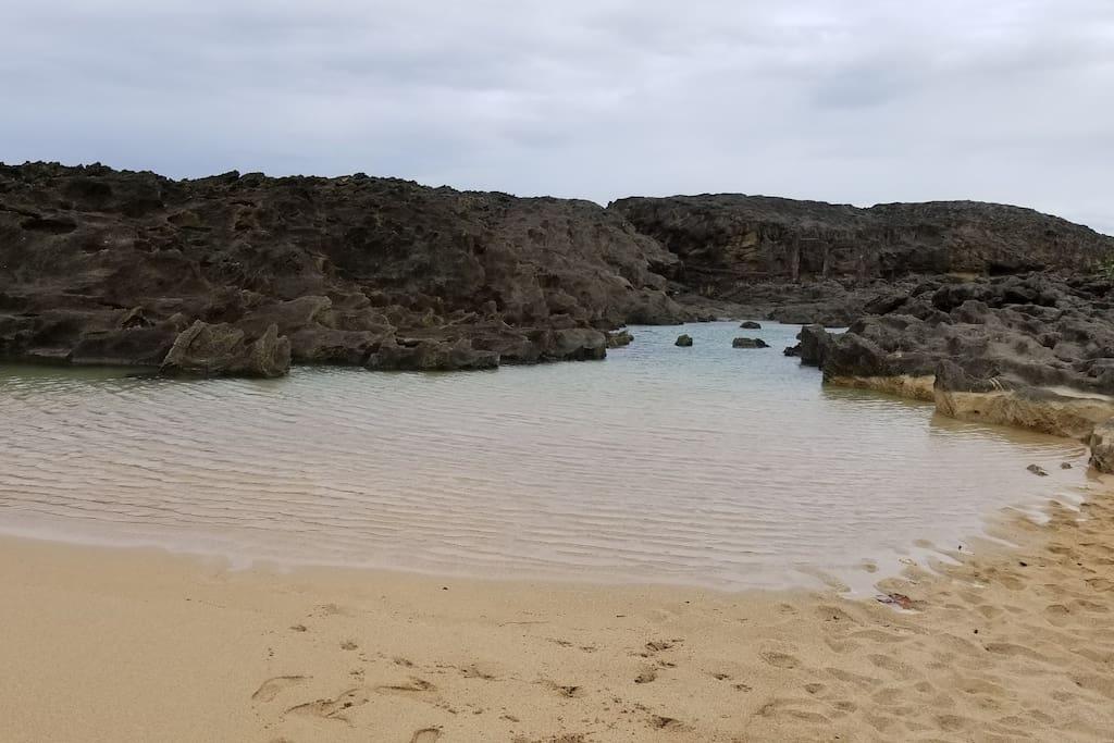 Playa Mar Chiquita - Area great for children