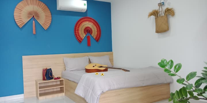 Ethnic Culture Style Deluxe Room