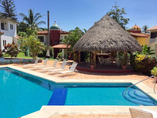 Cozy Paradise Bungalow - Bucerías - Pensió