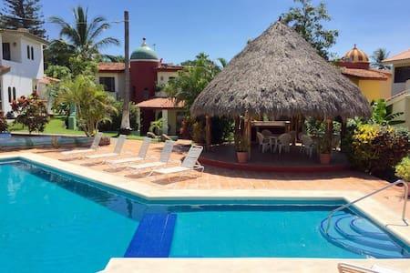 Cozy Paradise Bungalow - Bucerías - Dům pro hosty