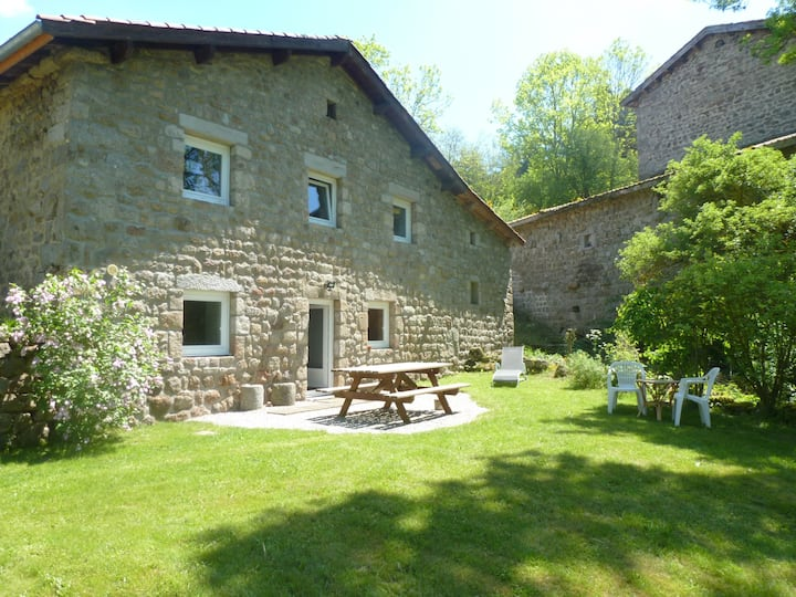 Le Moulin Blanc