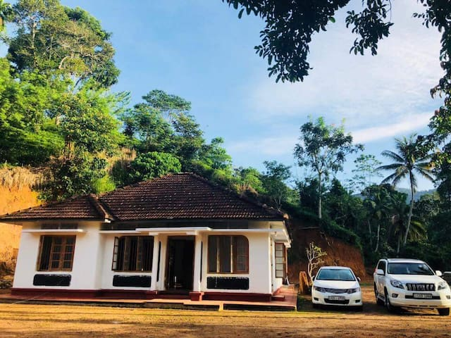 Babaragala estate bungalow