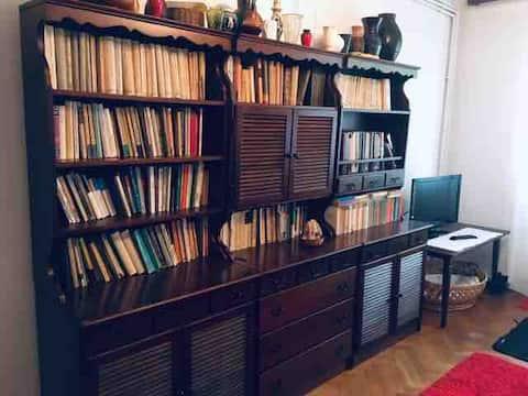 Muszika központi apartmana Muszika's apartman