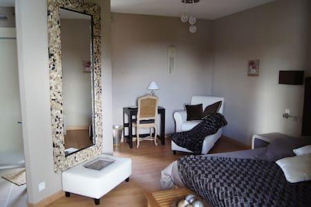 Chambre Zen pour deux personnes - Broons - 家庭式旅館