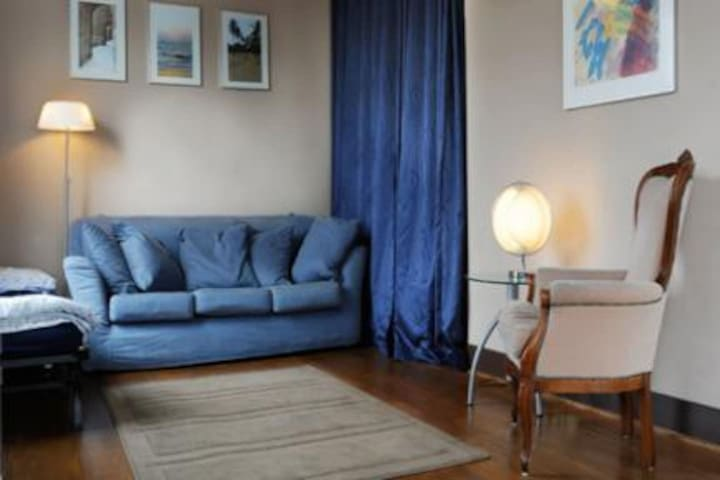 A beautiful studio in the center of Amsterdam! - AMSS101