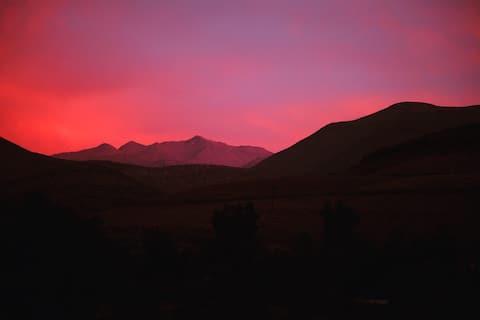 Eclipse solar Atacama Glamping y eco spa