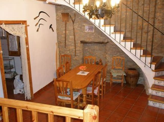 Casa Rural - Masdenverge - Hus