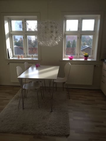 30 km from the airport and Legoland - Holsted - Wohnung