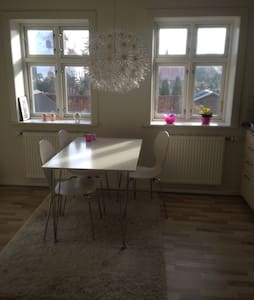 30 km from the airport and Legoland - Holsted - Daire