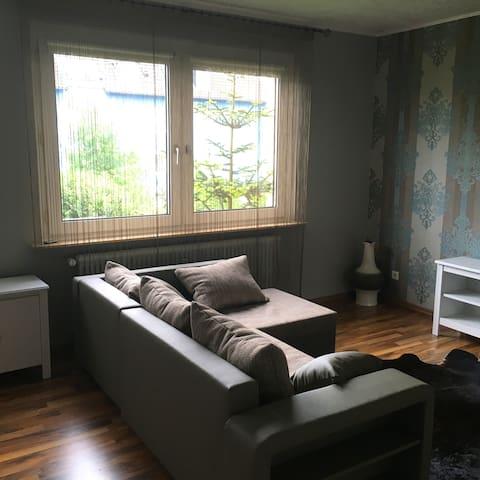 Gemütliche Ferienwohnung in Hattingen-Welper - Hattingen - Wohnung