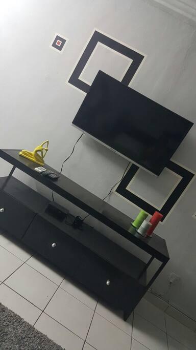 Grand écran et Abonnement canal