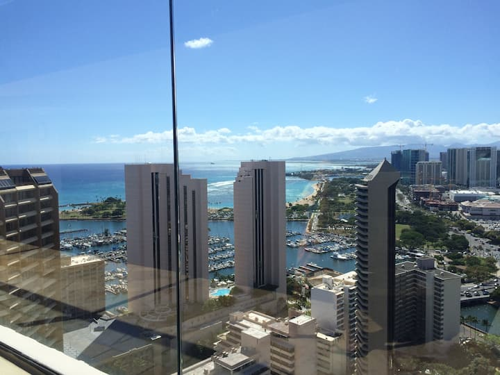 The Windsor:  Ocean View/Pool/Sky Tower/Walk Beach