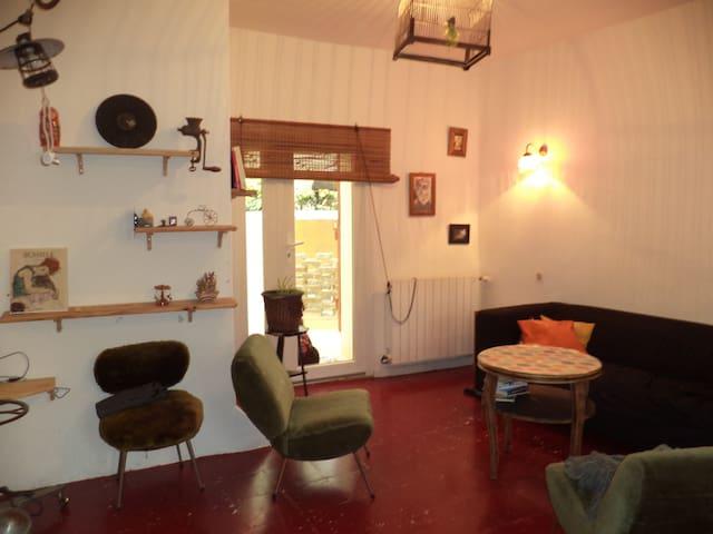 Jolie maison au coeur d'un village cévenole - Lasalle