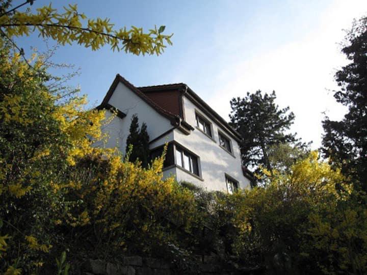 Ferienhaus Aussicht - ein Kleinod für 1-6 Personen