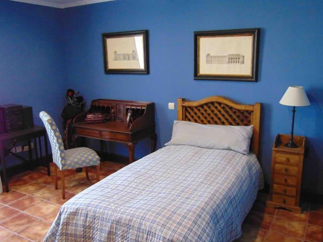 Amplio y confortable apartamento.