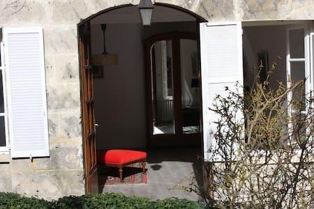 Hôtel particulier au pied de la cathédrale - Soissons - Casa
