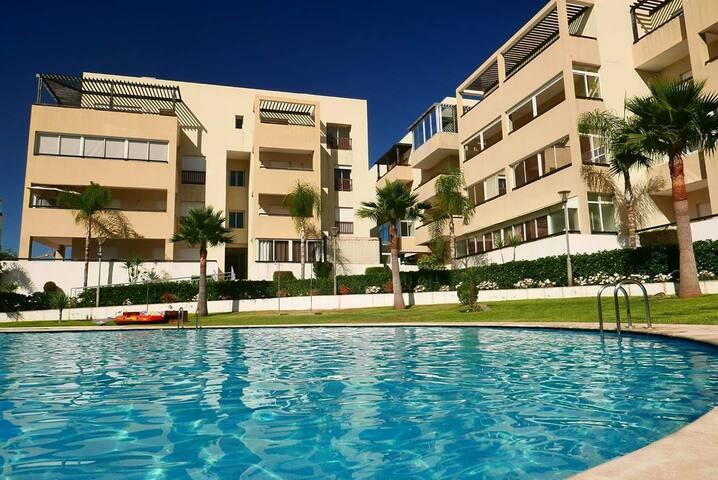 Location d'un très bel appartement à Bouznika