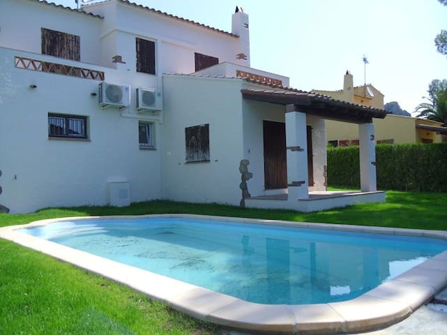 House with private pool, garden and air-conditioning - Torroella de Montgrí