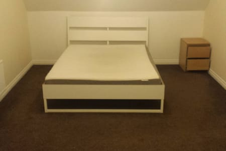 Extra large double room - Bletchley - Reihenhaus