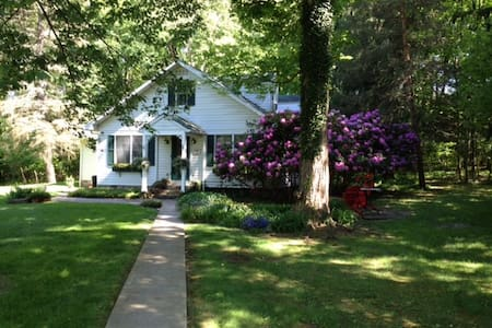 Charming English Style Cottage Ligonier min2nights - Rector