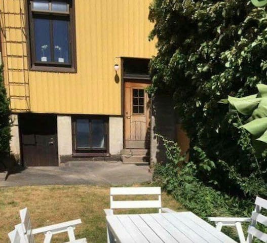 Villa Petit, underbar lägenhet mitt i centrum!