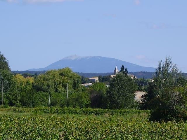 le village de Tulette