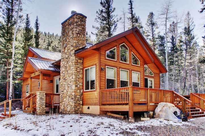 2BR Salida Home on 10 Private Acres w/ Large Deck