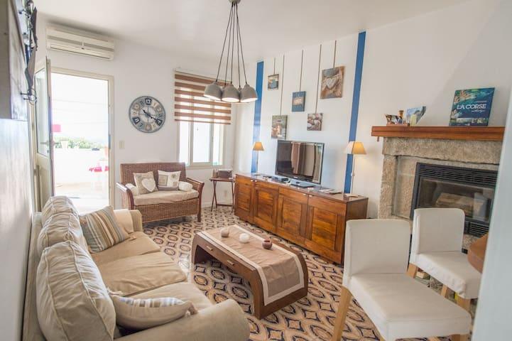Maison en Corse du Sud - Monacia-d'Aullène - Hus