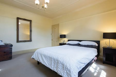 Large King Sized Bedroom - Forest Lodge