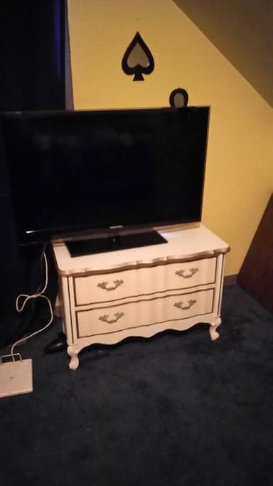 48 inch television with Remote