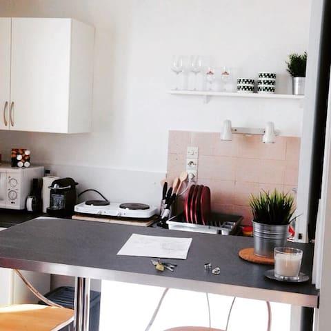 Studio cosy et charmant au coeur du Vieux-Lille - Lille - Departamento