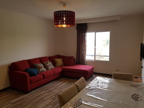 New furnished  apartment in rehab city