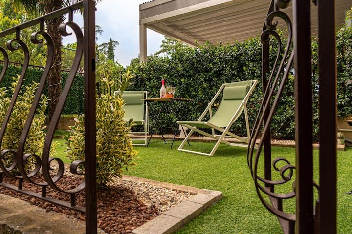 Afrodite Loft - Eros - Garden