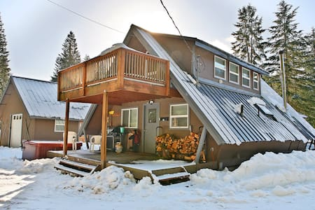 Getaway Chalet  Bunkhouse 607 - Enumclaw