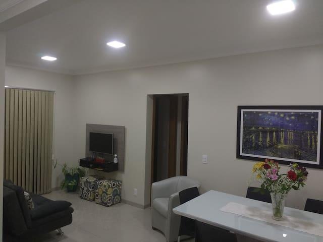 Apartamento em Pato Branco , novo e  confortável.
