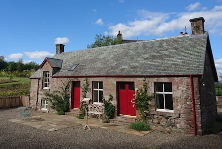 Rose Cottage - book now for a summer getaway! - 布莱尔高里(Blairgowrie) - 独立屋