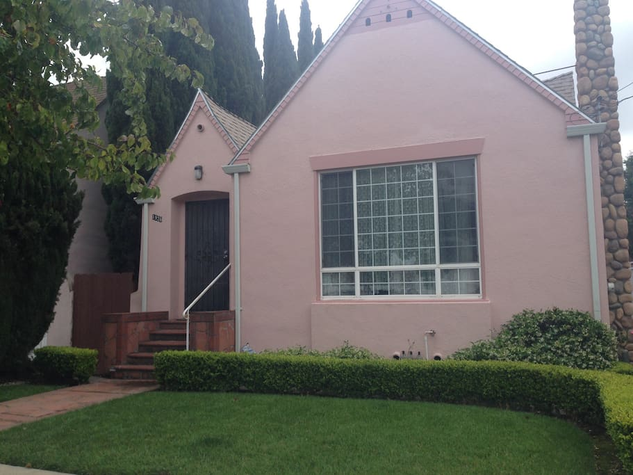 Front of home  (1926 107th Ave-Oakland)