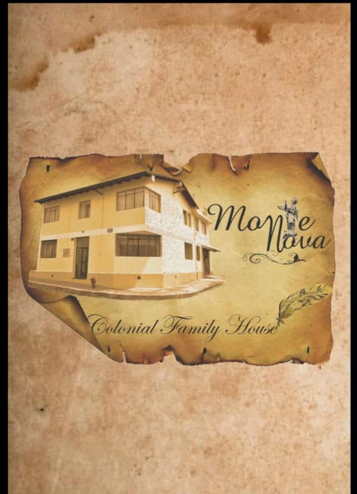 Apartamento Centro Histórico Quito, Montenova