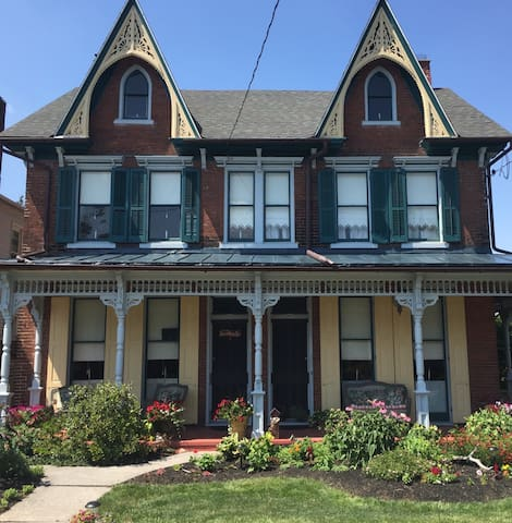 SweetArrowInnDayLilyRm Close2Hershy - Hummelstown - Bed & Breakfast