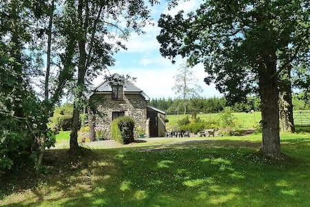 Cosy Meadow Sweet Cottage, sleep 2-4, great views - Okehampton