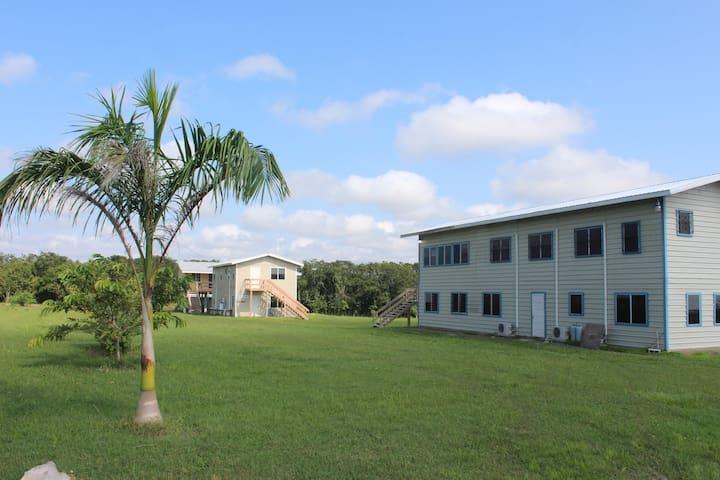 Large Mission Base Retreat Center