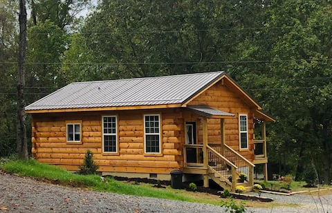 New 4 Guest Outdoor Adventure Trails End Cabin 🌻