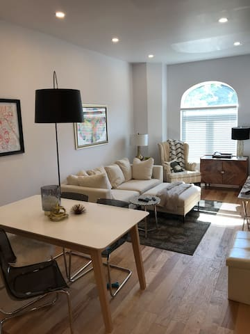 Fully Furnished Beautiful Corktown Apartment