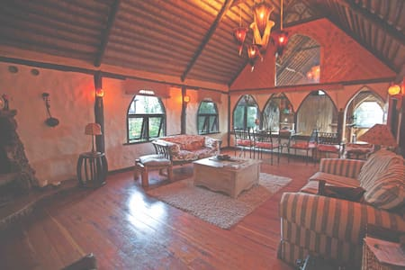 Makuti Cottage, Green Park, Lake Naivasha