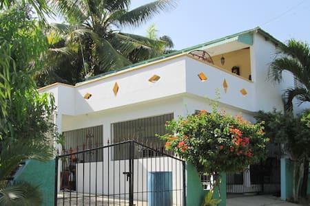 Casa ideal para pareja, Rio San Juan, 2-4 pers.