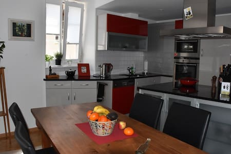 Superb renovated family apt, Medieval Vieux Bourg - Saint-Prex - Wohnung