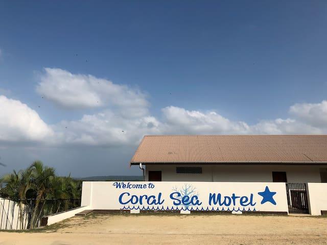 瓦努阿图-Coral Sea Motel-G/Room7