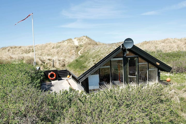 Luxurious Holiday Home in Brovst Near the Sea