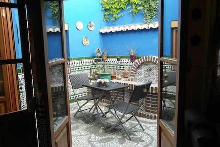 Cosy house/patios/Wifi/Free Parking - Granada - Casa